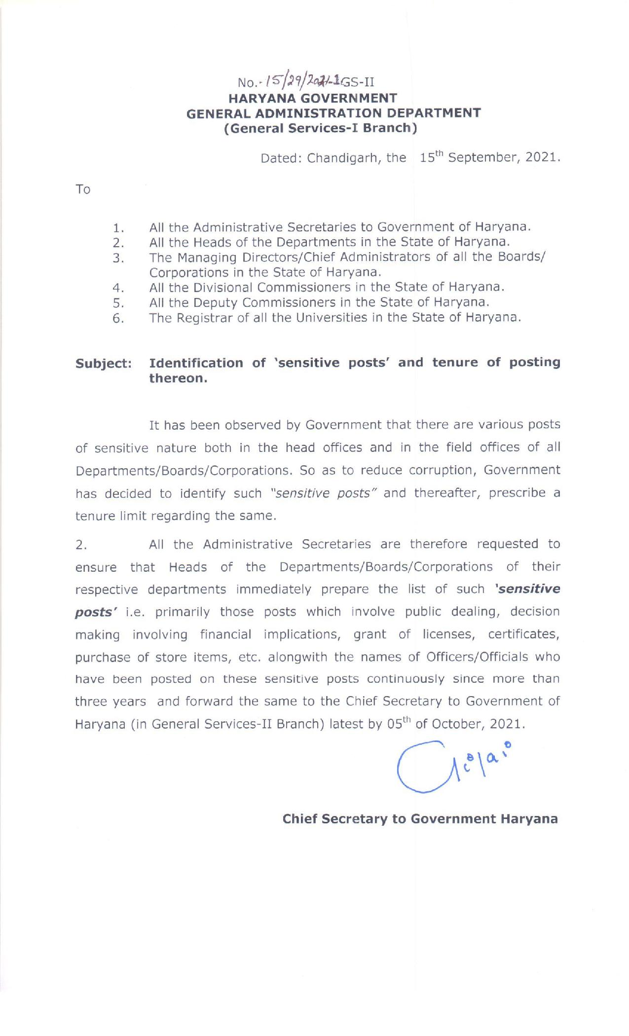 haryana officers posts of sensetive-page-001